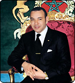 Su Majestad Mohamed VI