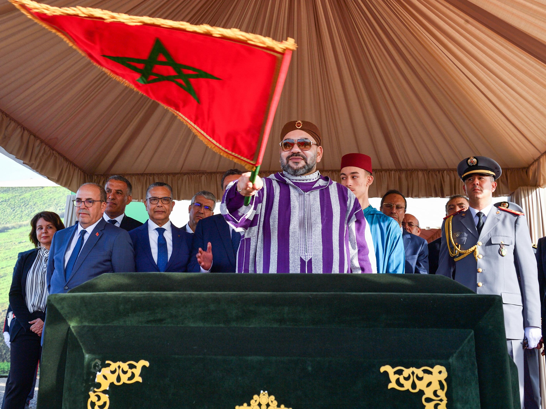 """Chtouka Ait Baha: SM el Rey Mohammed VI preside la ceremonia de lanzamiento de """"Generación Green 2020-2030"""" y de """"Bosques de Marruecos"""""""