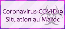 Portail Officiel du Coronavirus au Maroc.