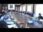 الاجتماع الأسبوعي لمجلس الحكومة