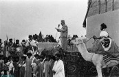 A Historic speech of His Majesty King Mohamed V at M'hamid Lghizlane, February 1958