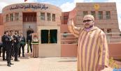 SM el Rey Mohammed V inaugura, en la provincia de Azilal, un centro de desarrollo de las competencias de los jóvenes, y coloca la primera piedra de un centro de fortalecimiento de las competencias de las mujeres