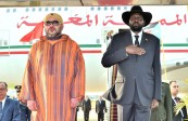 HM King Mohammed VI Arrives in Juba for Official Visit to Republic of South Sudan
