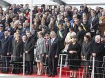 بلجيكا .. صاحبة السمو الملكي الاميرة للا مريم تمثل جلالة الملك في المراسم المخلدة للذكرى المئوية لبداية الحرب العالمية الاولى