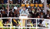 Discours de SM le Roi lors de la cérémonie d'investiture du nouveau président malien Ibrahim Boubacar Keita