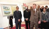 SM el Rey Mohammed VI lanza en Fez tres proyectos de la Fundación Mohammed VI para la Solidaridad