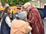 Fez: HM the King Launches Food Support Operation 'Ramadan 1438', Inaugurates Addictology Center