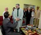 SM el Rey Mohammed VI inaugura un centro médico-psicosocial en Casablanca