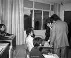 1978 - في فصل بالمدرسة المولوية