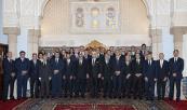 صاحب الجلالة الملك محمد السادس، نصره الله، يترأس مراسم تعيين الحكومة الجديدة