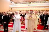 SM el Rey, Amir Al Muminin, y Su Santidad el Papa Francisco visitan el Instituto Mohammed VI de formación de los Imanes
