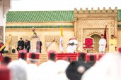 Discurso de SM el Rey con ocasión de la visita de Su Santidad el Papa Francisco a Marruecos (Texto completo)