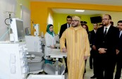 INDH: HM the King Inaugurates in Nouaceur 'Amal Ouled Azzouz' Hemodialysis Centre