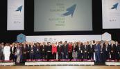 """افتتاح المؤتمر العالمي لمنظمة اليونسكو حول """"التربية من أجل التنمية المستدامة"""" بحضور صاحبة السمو الملكي الأميرة للا حسناء"""