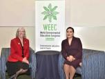 SAR la Princesse Lalla Hasnaa prend part à Vancouver, en tant qu'invitée d'honneur, à l'ouverture du 9e Congrès mondial de l'éducation à l'environnement