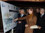 صاحبة السمو الملكي الأميرة للا سلمى تشرف بفاس على وضع الحجر الأساس لبناء معهد البحث في داء السرطان