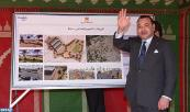 HM the King's visit to Tangiers: development dynamic consolidated