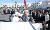 Tangier: HM the King Launches, Inaugurates INDH Projects