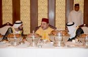 United Arab Emirates : Official Dinner in Honor of HM King
