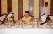 SA Jeque Mohamed Ben Zayed Al Nahyane ofrece una cena oficial en honor de SM el Rey Mohammed VI