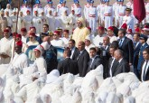 HM King Mohammed VI, Commander of the Faithful, Chairs in Tetouan Allegiance Ceremony