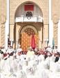 SM el Rey Mohammed VI, Amir Al Muminin, preside en Tetuán la ceremonia de pleitesía