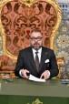 SM el Rey Mohammed VI dirige un discurso a la Nación con motivo del 42 aniversario de la gloriosa Marcha Verde