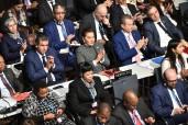 SAR la Princesse Lalla Hasnaa représente SM le Roi à la cérémonie d'ouverture du segment de haut niveau de la COP23