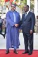 SM el Rey Mohammed VI llega a Abiyán para una visita de trabajo y amistad a la República de Costa de Marfil