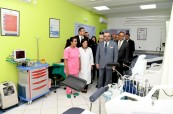 Mohammed V Foundation for Solidarity: HM King Mohammed VI inauguratesa Primary Health Care Centre in the Sidi Bouknadel commune (Prefecture of Salé)