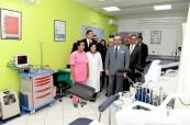 Fundación Mohammed V para la solidaridad: SM el Rey Mohammed VI  inaugura un Centro de atención primaria de salud en Sidi Buknadel en Salé