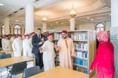 SM el Rey Mohammed VI, Amir Al Muminin, inaugura el complejo administrativo y cultural de los Habices de Casablanca