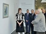 Rabat - SAR la Princesse Lalla Salma préside au Musée Mohammed VI d'art moderne et contemporain une cérémonie d'hommage à la mémoire de l'artiste Mohamed Amine Demnati