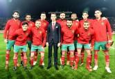 SAR Le Prince Héritier Moulay El Hassan préside au Complexe Sportif Mohammed V de Casablanca la cérémonie d'ouverture du Championnat d'Afrique des Nations des joueurs locaux 2018
