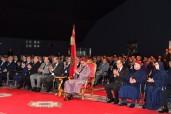 SM el Rey Mohammed VI preside en Agadir la ceremonia de presentación de la declinación regional del Plan de aceleración industrial 2014-2020 en la región de Souss-Massa y de la firma de ocho convenios y de un protocolo correspondientes