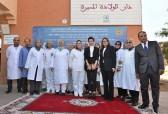 SAR la Princesse Lalla Meryem préside à Marrakech l'opération de vaccination des enfants et la cérémonie de présentation du bilan de 30 années d'action au service du droit de l'enfant à la vaccination
