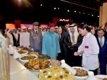"""SAR le Prince Moulay Rachid préside à Abu Dhabi la cérémonie d'ouverture officielle de la 3ème édition de l'événement """"Le Maroc à Abu Dhabi"""""""