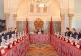 SM el Rey Mohammed VI preside, en el Palacio Real en Rabat, un Consejo de ministros