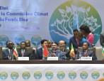 Cumbre de Brazzaville: Su Majestad el Rey Mohammed VI firma el protocolo que establece la Comisión Clima de la Cuenca del Congo