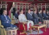 صاحب السمو الملكي الأمير مولاي رشيد يترأس بالرباط حفل تسليم جائزة الحسن الثاني لفنون الفروسية التقليدية (التبوريدة) في دورتها التاسعة عشرة
