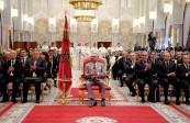 SM el Rey Mohammed VI preside en el Palacio Real de Rabat la ceremonia de presentación de los programas de valorización de las medinas de Rabat y de Marrakech y del programa complementario para la valorización de la medina de Fez