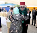 "HM King Mohammed VI launches the nationwide foodstuffs distribution operation ""Ramadan 1439"" in Sale"