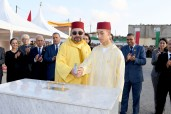 HM King Mohammed VI Launches Three Solidarity-Based Projects for Women and Youth in the province of Kenitra