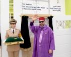 Fundación Mohammed V para la Solidaridad: SM el Rey Mohammed inaugura un centro de la medicina de adicción en el barrio Attacharouk en el distrito Sidi Moumen de Casablanca