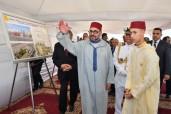Fundación Mohammed V para la Solidaridad: SM el Rey Mohammed VI lanza las obras de construcción de un Centro Social para la acogida de personas mayores en la provincia de Mediuna (región de Casablanca-Settat)