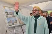 Fundación Mohammed V para la Solidaridad: SM el Rey Mohammed VI lanza las obras de construcción de un centro de medicina de adicción en Benslimane (región de Casablanca-Settat)
