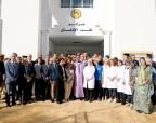 Fundación Mohammed VI para la Solidaridad : SM el Rey Mohammed VI inaugura un segundo centro de medicina de adicción en Hay El Yadid en Tánger