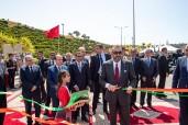 SM el Rey Mohammed VI inaugura la circunvalación urbana nº 2 de Rabat-Salé, un proyecto estructural que responde a los problemas de movilidad entre las dos ciudades hermanas