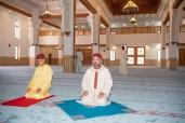 "SM el Rey Mohammed VI, Amir Al Muminin, inaugura en Tánger la mezquita ""SA la Princesa Lalla Abla"""
