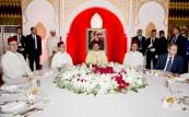 صاحب السمو الملكي الأمير مولاي رشيد يترأس بطنجة مأدبة غداء أقامها رئيس الحكومة بمناسبة عيد العرش المجيد